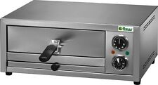 Forno elettrico per pizza con griglia cm 30x30 Professionale MF 230 V 1750 W