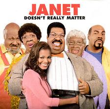 Doesn't Really Matter [US CD5/Cassette] [Single] by Janet Jackson (CD, Aug-20...