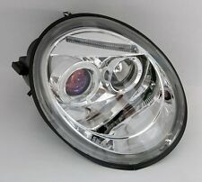 Clear Projector Halo Angel Eye Headlights Fits VW Beetle 98-05