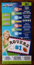 Poster Lights Artskills Kids Art Projects Crafts Color Events Parties