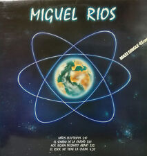 "MIGUEL RIOS - NIÑOS ELECTRICOS 12"" MAXI SINGLE SPAIN PROMOTIONAL 1984 EXCELLENT"