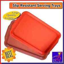 Fast Food Textured, Slip Resistant Serving Trays For Home,Restaurant,Bar,Cafe