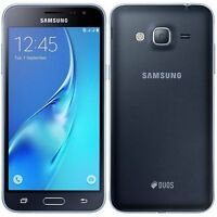 BRAND NEW SAMSUNG GALAXY J3  6 DUAL SIM 8GB SMARTPHONE BLACK UNLOCK