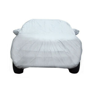 XL Size SUV Full Car Cover Waterproof Sun UV Snow Dust Rain Resistant Protection