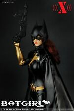 "1:6 Scale Bat Girl Suit Set F/12"" Femal Figure Xtoys X-011 Gift Collectable Set"