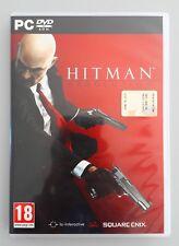 HITMAN ABSOLUTION - PC DVD GAME IO INTERACTIVE - ITALIANO 2013
