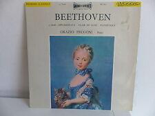 BEETHOVEN Appassionata Clair de lune Pathétique ORAZIO FRUGONI Piano RC871