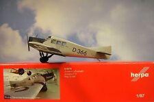 Herpa Wings 1:87  Junkers F.13  Junkers Luftverkehr D-366   019378