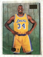 Shaquille O'Neal 1996-97 SkyBox Premium #58 Lakers