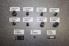 Samsung BN44-00261A 11pc parts kit LN32B550K1F LN32B530P7F LE32B530P7WXXU S2