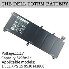 Genuine DELL TOTRM Battery 61Wh for DELL XPS 15 9530 M3800