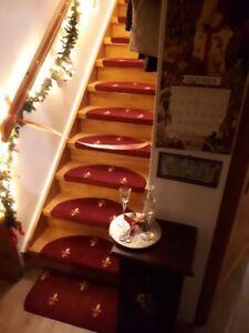 Stufen aus Teppichboden für Hotel-Spielhallen-Casino-Internetcafé-Top Qualität!*