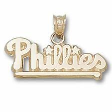 Philadelphia Phillies Phillies 10 kt Gold Pendant