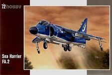 SPECIAL HOBBY 1/72 KIT 72154 BAE SEA HARRIER frs.mk.2 HI TECH