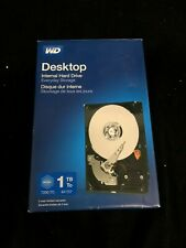 Western Digital Desktop Mainstream 1TB Internal Hard Drive 7200 RPM 64 MB