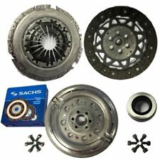 NEW CLUTCH KIT AND SACHS DUAL MASS FLYWHEEL, ALL BOLTS FOR VW TOURAN MPV 1.9 TDI