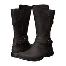 Merrell Women's Captiva Buckle Down Waterproof Boot, Black, 8.5 Med - NWB