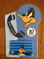 Watched Phones Never Ring, 1996, Looney Tunes, Daffy Duck