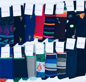Paul smith men socks made in Italy Xmas Multi Buy Discount Available