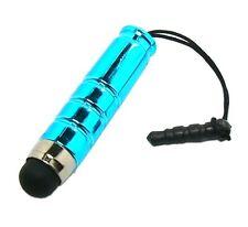 1 x mini lápiz de entrada lápiz Stylus Touch Pen para smartphone Tablet PC PDA azul