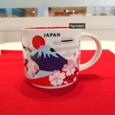 414ml Japan Starbucks You Are Here Collection Coffee Mug Cup + *Free* Coaster