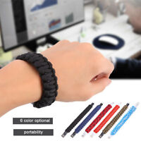 E814 Micro USB Cable Data Charging Wristband Bracelet For Andriod/Smart Phone