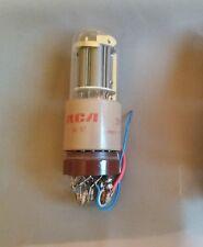 Rara VALVOLA Photomultiplier RCA 331A 76-52 Zoccoli Socket TUBO VUOTO Collezione