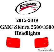 3M Scotchgard Paint Protection 2015 2016 2017 2018 2019 GMC Sierra 2500 3500
