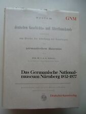 System deutschen Geschichts- Alterthumskunde Germanische Nationalmuseum Nürnberg