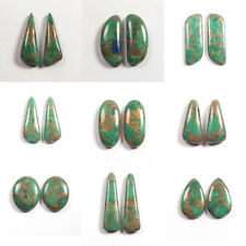 Matching Pair COPPER AZURITE MALACHITE Choose From Variation #0114