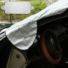 Size 206*70cm Car Windshield Protector Visor Cover Sun Shade Prevent Snow Ice