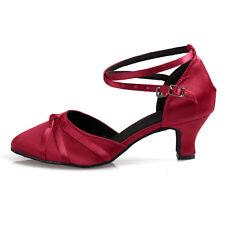 Promotion Ballroom Latin Dance Shoes for Women/Ladies/heeled Tango&Salsa/3Colors