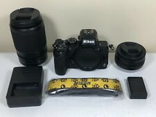 Nikon Z 50 20.9MP Mirrorless Digital Camera With 16-50mm & 50-250mm Lenses
