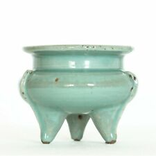 A Chinese LongQuan-Kiln Censer Southern Song Dynasty