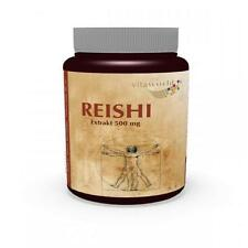 REISHI Extrakt 500 mg Kapseln 100 St PZN 7518119