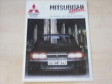 53260) Mitsubishi Colt Lancer Galant - aktuell 11/1990