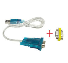 NEW USB to RS232 FEMALE Serial DB9 Cable Adapter for XP Fast Shipping