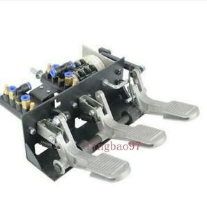 Tire Changer Machine Iron Frame 3 Pedal Air Pneumatic Valve & Switch Control Hub