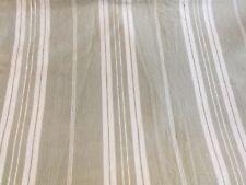 Tissu ancien, toile à matelas à rayures Hauteur 395 cm x larg 135 cm