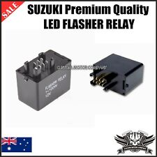 7pin LED Turn Signals Flasher Relay Suzuki DR-Z 400 SM S GS 500 GSX 1400 TL1000R
