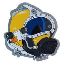 Kirby Morgan KM 47 Die Cut Sticker