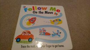 Follow Me On The Move Children's Book (Hardback 2013)