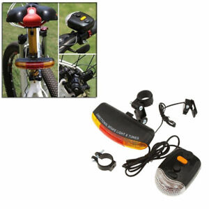 Versatile mountain bike blinker + bicycle taillight + Horn JBB xJS pq