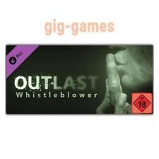 Outlast: Whistleblower DLC Add-On PC spiel Steam Download Link DE/EU/USA Key