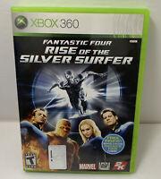 Fantastic 4  Rise of the Silver Surfer  Microsoft Xbox 360  2007