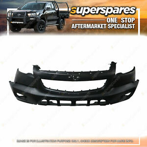 Superspares Front Bumper Bar Cover for Holden Colorado RG 06/2012-06/2012