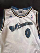 ADIDAS Washington Wizards GILBERT ARENAS nba Jersey YOUTH KIDS BOYS Sz Medium M