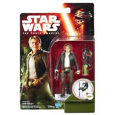 "Star Wars The Force Awakens HAN SOLO 3.75"" Figure by Hasbro (B5666)"