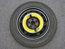 6c0601027b ORIGINAL ROUE de Secours 6JX15 ET38 5x100 185/60 R15 84H VW POLO AW1