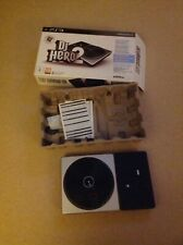 PS3 Sony Playstation 3 DJ Hero 2 Turntable & instructions Only